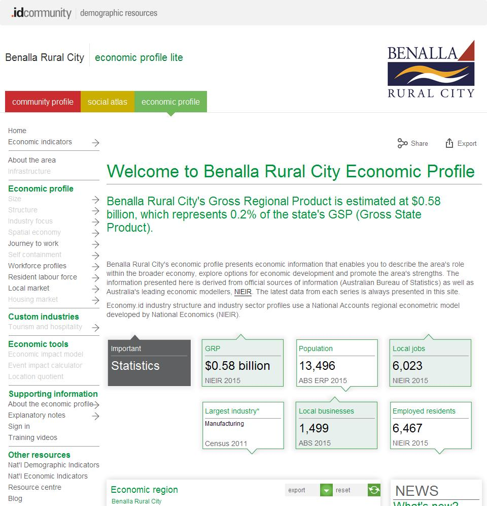 Benalla Rural City
