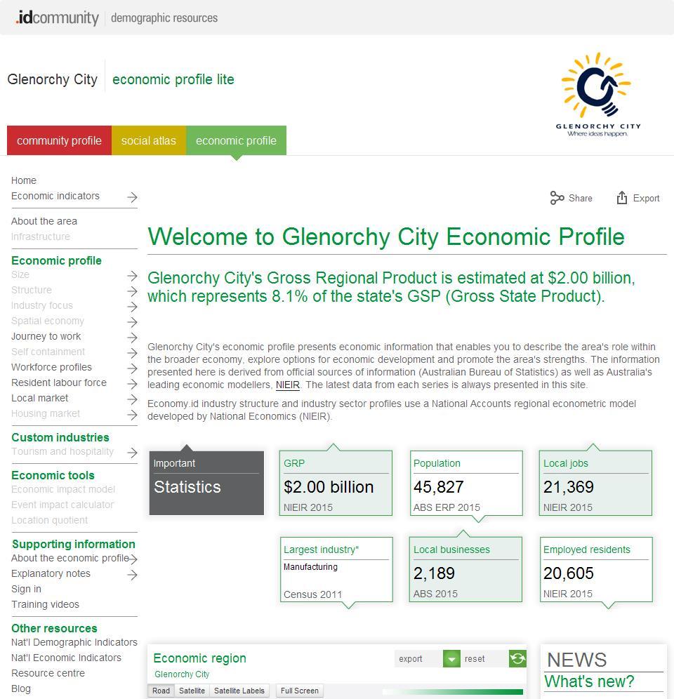 Glenorchy City