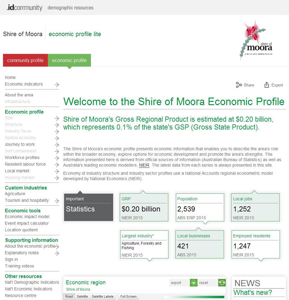 Shire of Moora