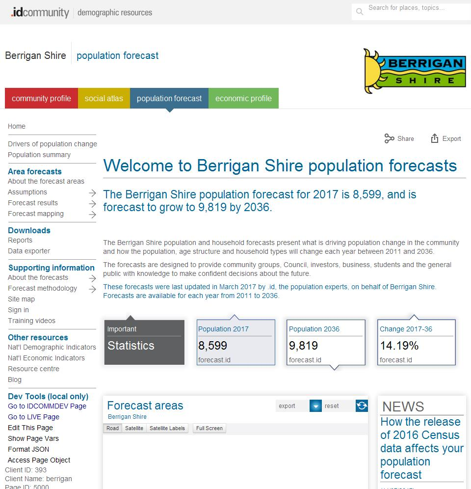 Berrigan Shire