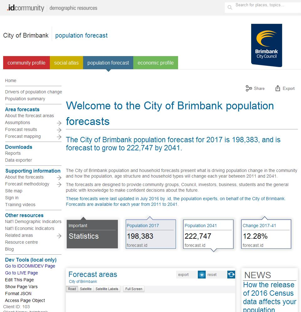 City of Brimbank