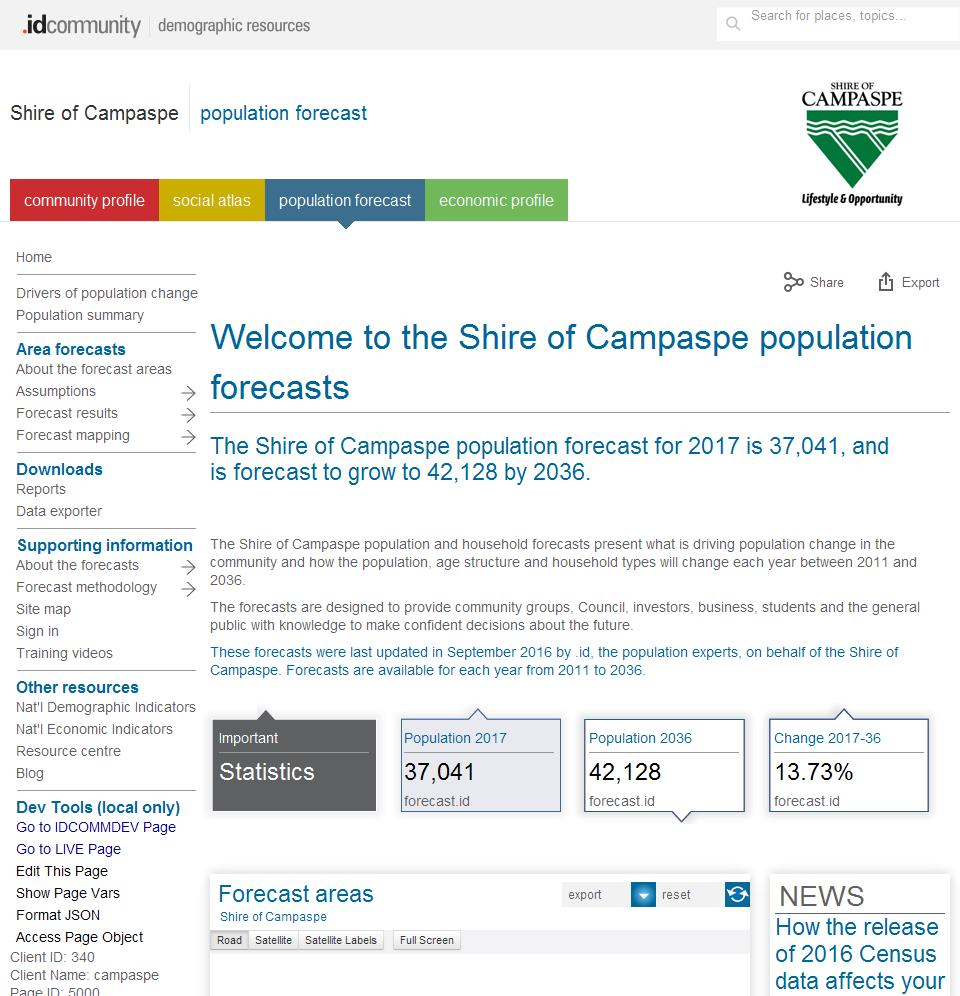 Campaspe Shire Council