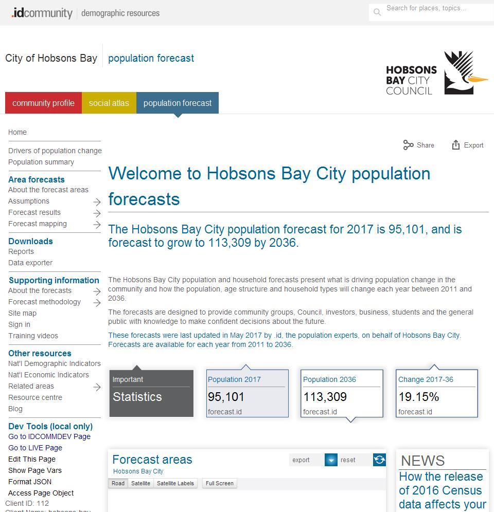 Hobsons Bay City
