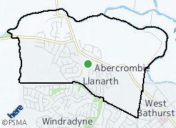 Location of Furnissdale - North Yunderup