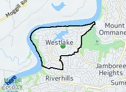 Location of Westlake