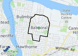 Location of Balmoral