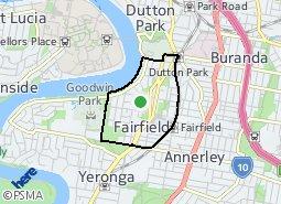 Location of Fairfield