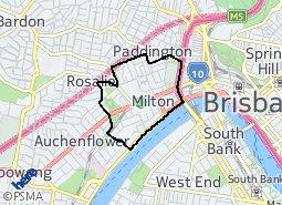 Location of Milton