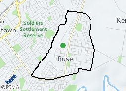 Location of Ruse