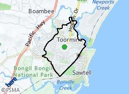 Location of Hallam