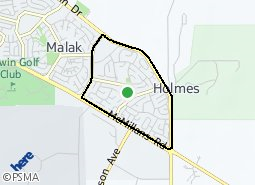 Location of Karama