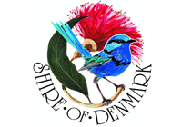 Shire of Denmark logo