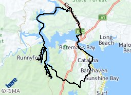 Batemans Bay Catalina Suburb Map Scroll down the page to find a list of big cities if you're booking a flight. batemans bay catalina suburb map