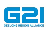 G21 Region logo
