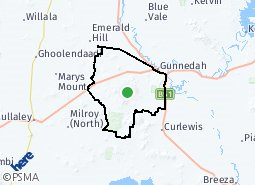 Location of Gunnedah (South)