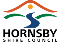 Hornsby Shire Council logo