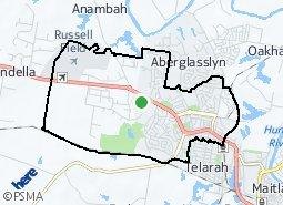 Location of Greenvale