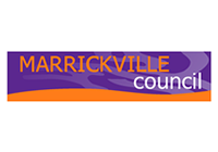 Marrickville Council logo
