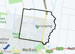 Location of Kurunjang