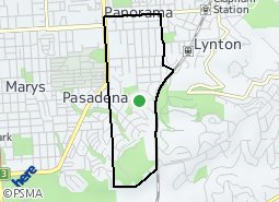 Location of Panorama