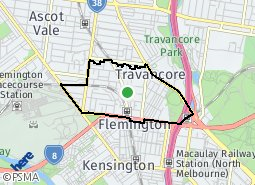 Location of Flemington