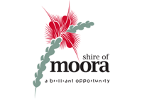 Shire of Moora logo