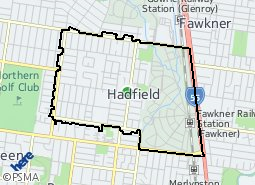 Location of Hadfield
