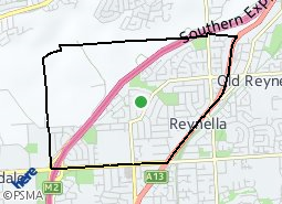 Location of Reynella