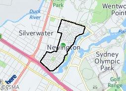Location of Melton