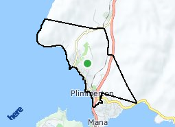 Location of Plimmerton