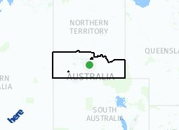 Location of MacDonnell Regional Council LGA