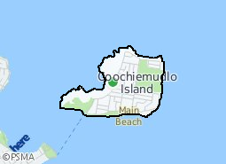 Location of Coochiemudlo Island