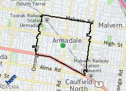 Location of Alexandra Hills