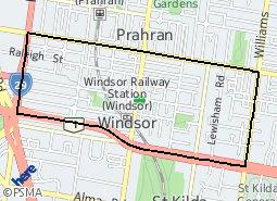 Location of Redland Bay