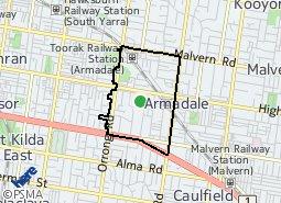 Location of Redland City Mainland