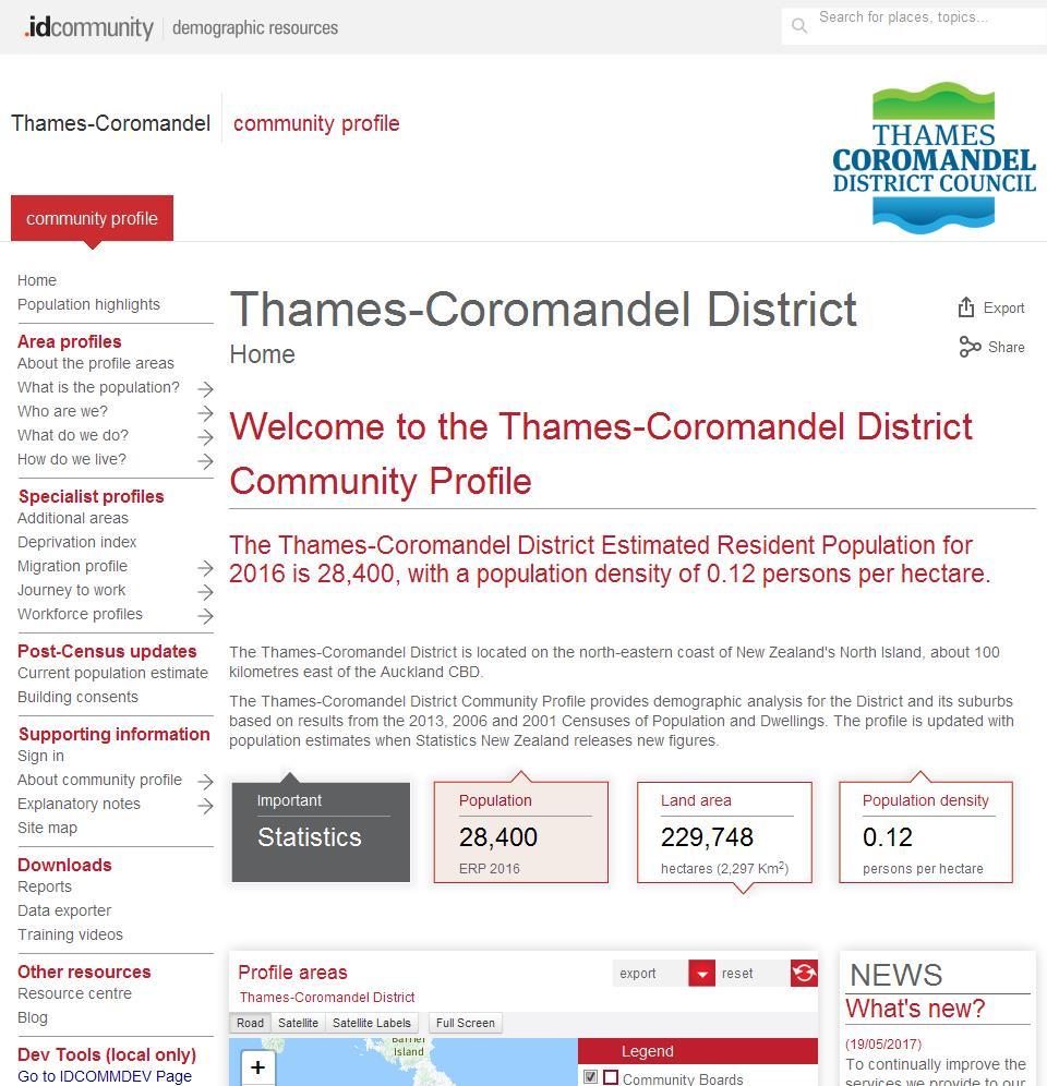Thames-Coromandel