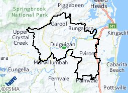 Location of South Wairarapa District