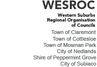 Western Suburbs Regional Organisation of Councils logo