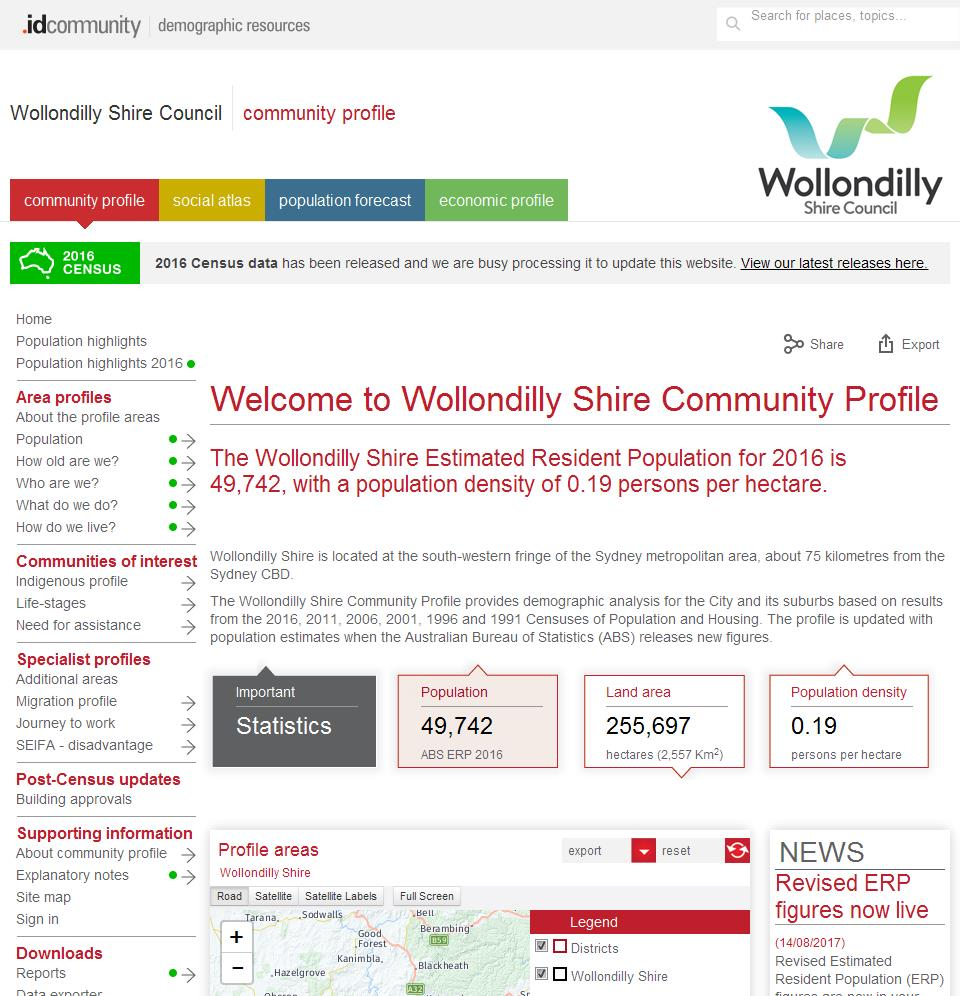 Wollondilly Shire Council