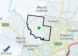 Location of Pearcedale
